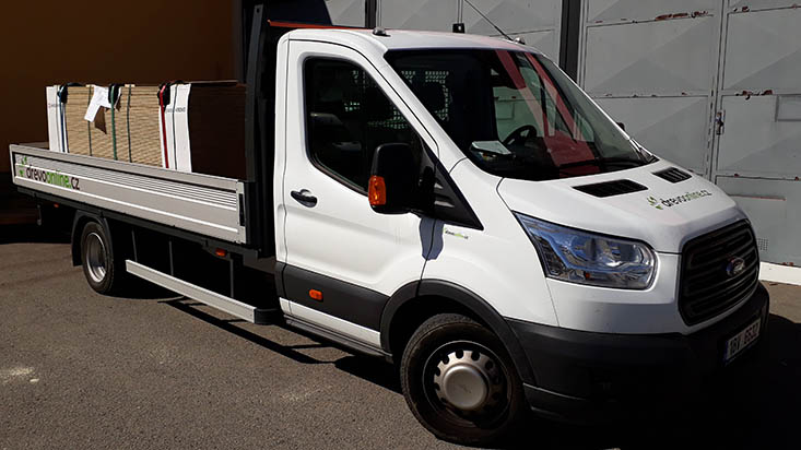 FORD TRANSIT L4 470HD