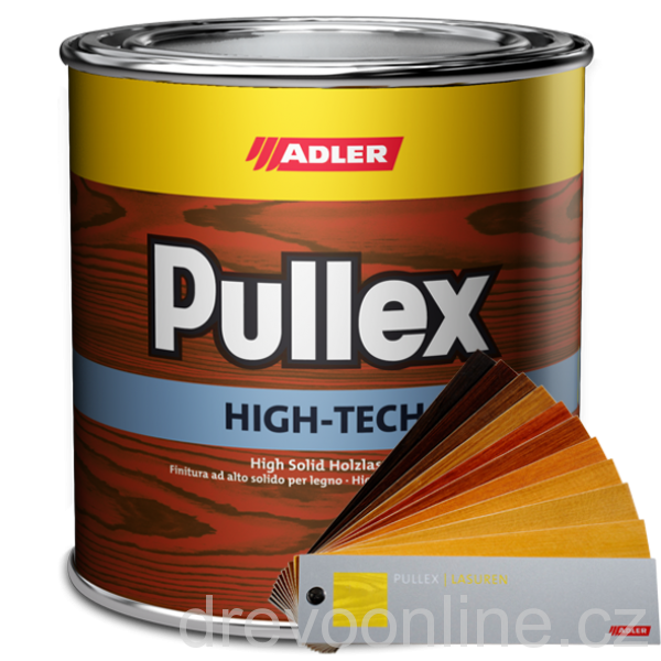 Lazura Adler Pullex High-Tech 750 ml palisandr