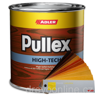 Lazura Adler Pullex High-Tech 750 ml vrba