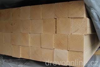 Dřevěný hranol 200x200
